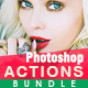 Fashion Magazine Actions Bundle - GraphicRiver Item for Sale
