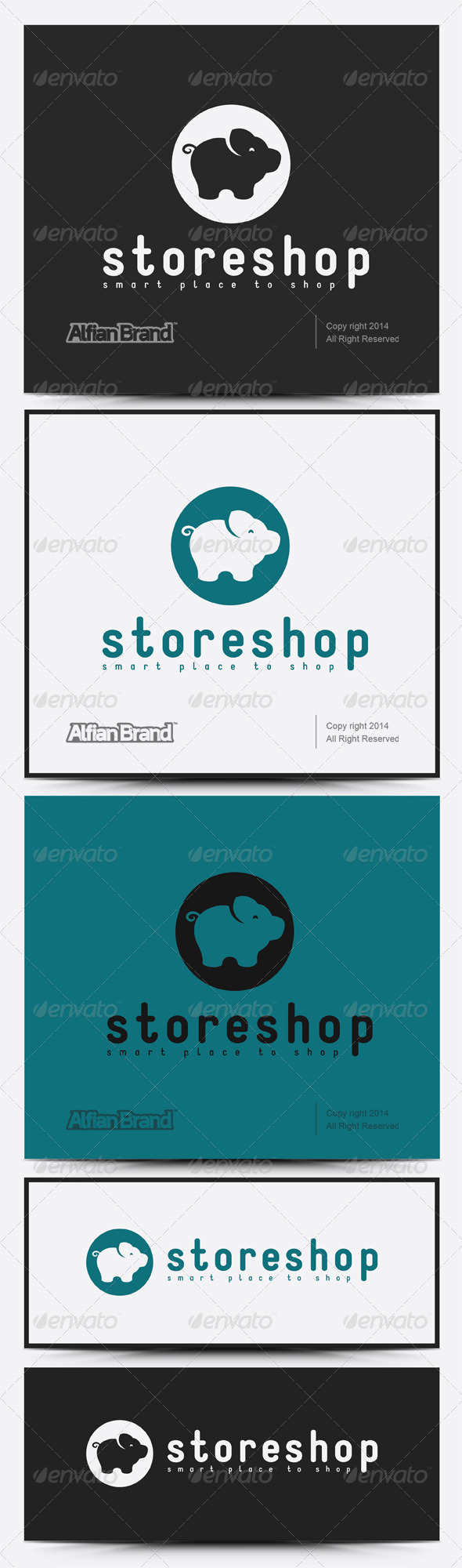GraphicRiver Store Shop Logo 7761567