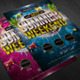 Summer Weekend Party - GraphicRiver Item for Sale
