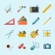 Designer Tools Icons - GraphicRiver Item for Sale