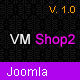 VMShop II : Virtuemart Joomla Responsive Templates - ThemeForest Item for Sale