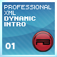 Professional XML dynamic intro 01 - ActiveDen Item for Sale