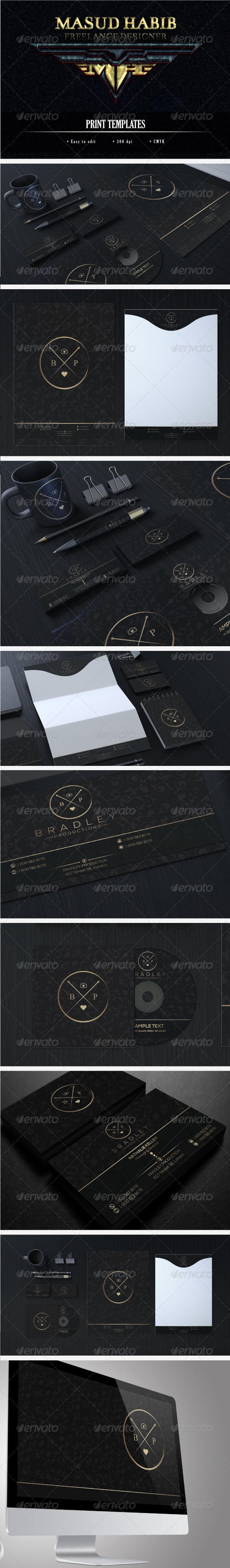 GraphicRiver Creative Corporate Identity 22 7765639