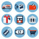 Shopping Icons - GraphicRiver Item for Sale