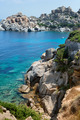 Sardinia beach, wonderful sea in Capo Testa. Italy - PhotoDune Item for Sale