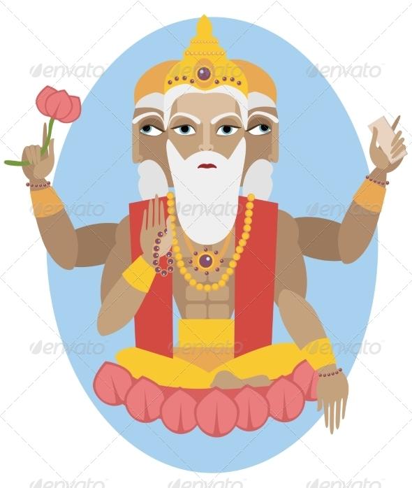 GraphicRiver Lord Brahma Flute 7773345