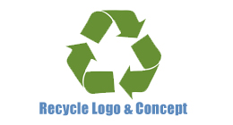 Recycle Logo and Concept