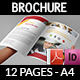 Construction Industry Brochure Template Vol.2 - GraphicRiver Item for Sale