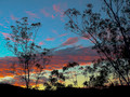 Australian Country Sunset - PhotoDune Item for Sale
