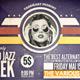 Retro Jazz Week V2 - GraphicRiver Item for Sale