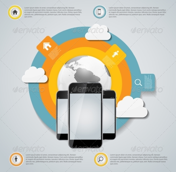 GraphicRiver Infographic Templates for Business 7774694