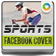 Retail Sports Shop Facebook Cover - GraphicRiver Item for Sale