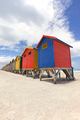 Beach huts - PhotoDune Item for Sale