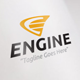 Engine | Logo - GraphicRiver Item for Sale