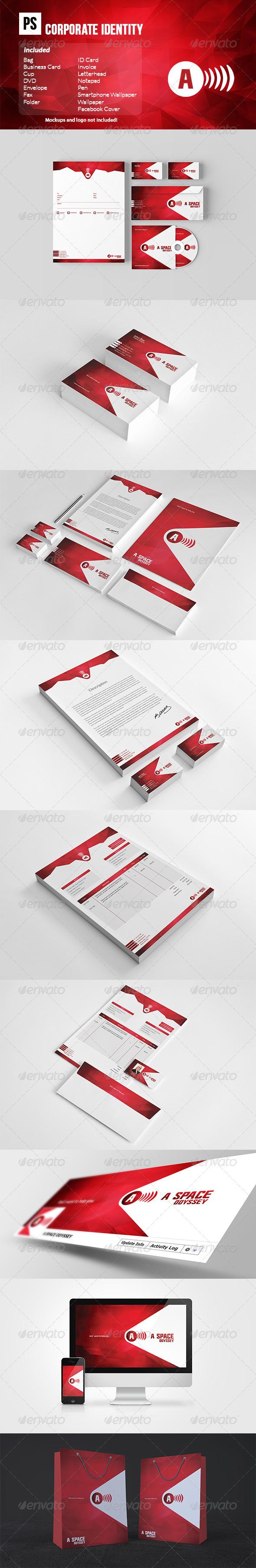 GraphicRiver Corporate Identity 7776912