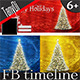 Facebook Timeline Cover - Happy Holidays - GraphicRiver Item for Sale