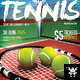 Tennis Game Flyer - GraphicRiver Item for Sale