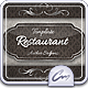 Paradise - Templates for Restaurants Hotels Bars - VideoHive Item for Sale