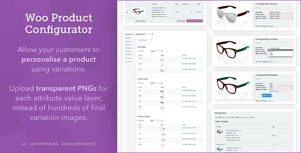 CodeCanyon WooCommerce Product Configurator 7784091