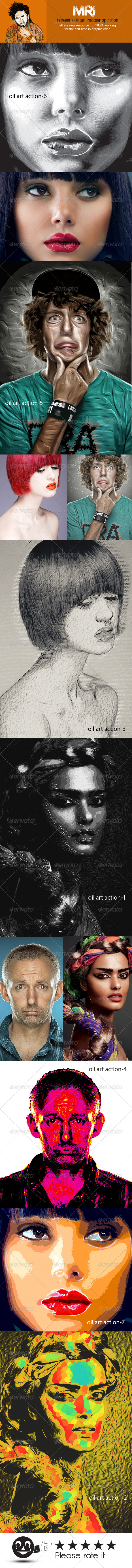 GraphicRiver Pure Oil Art 7784333