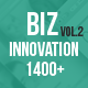 Business Innovation Volume 2 Powerpoint Template - GraphicRiver Item for Sale
