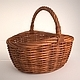 Wicker Basket 2 - 3DOcean Item for Sale