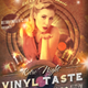 Vinyl Taste Flyer - GraphicRiver Item for Sale