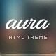 Aura - Responsive Multipurpose Template