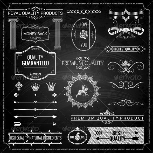 GraphicRiver Design Elements Chalk Texture 7788120