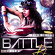 Battle DJ Flyer - GraphicRiver Item for Sale