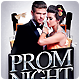 Prom Night Party Flyer Template - GraphicRiver Item for Sale