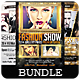 Fashion Show - Flyers Bundle - GraphicRiver Item for Sale