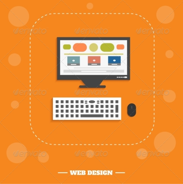 GraphicRiver Web Design Concept 7791101