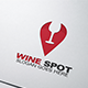 Wine Spot Logo - GraphicRiver Item for Sale