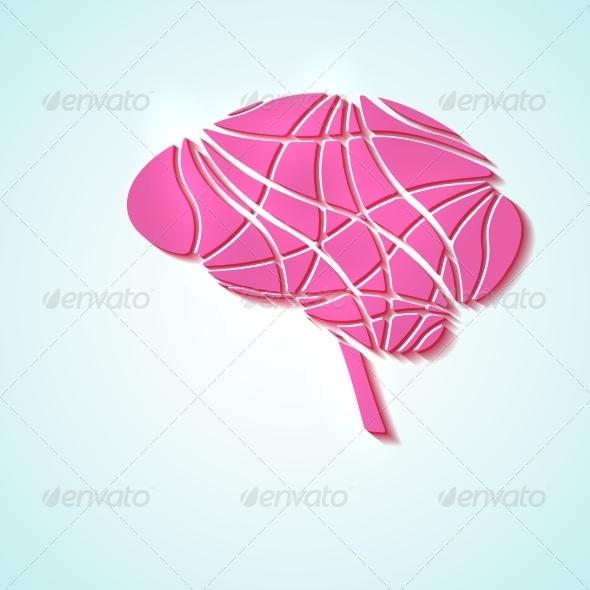 GraphicRiver Creative Brain 7793102