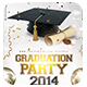 Graduation Party | Flyer Template - GraphicRiver Item for Sale