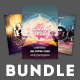 Alternative Flyer Bundle Vol.04 - GraphicRiver Item for Sale