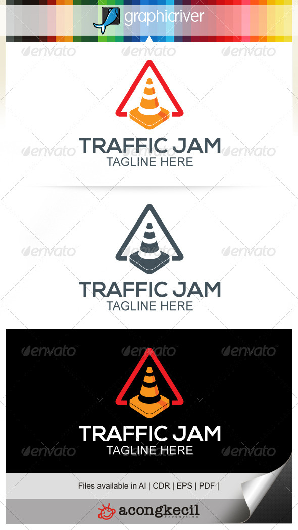 GraphicRiver Traffic Jam 7795255