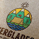 Summer Camp Everglades Logo - GraphicRiver Item for Sale