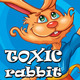 Toxic Rabbit - GraphicRiver Item for Sale