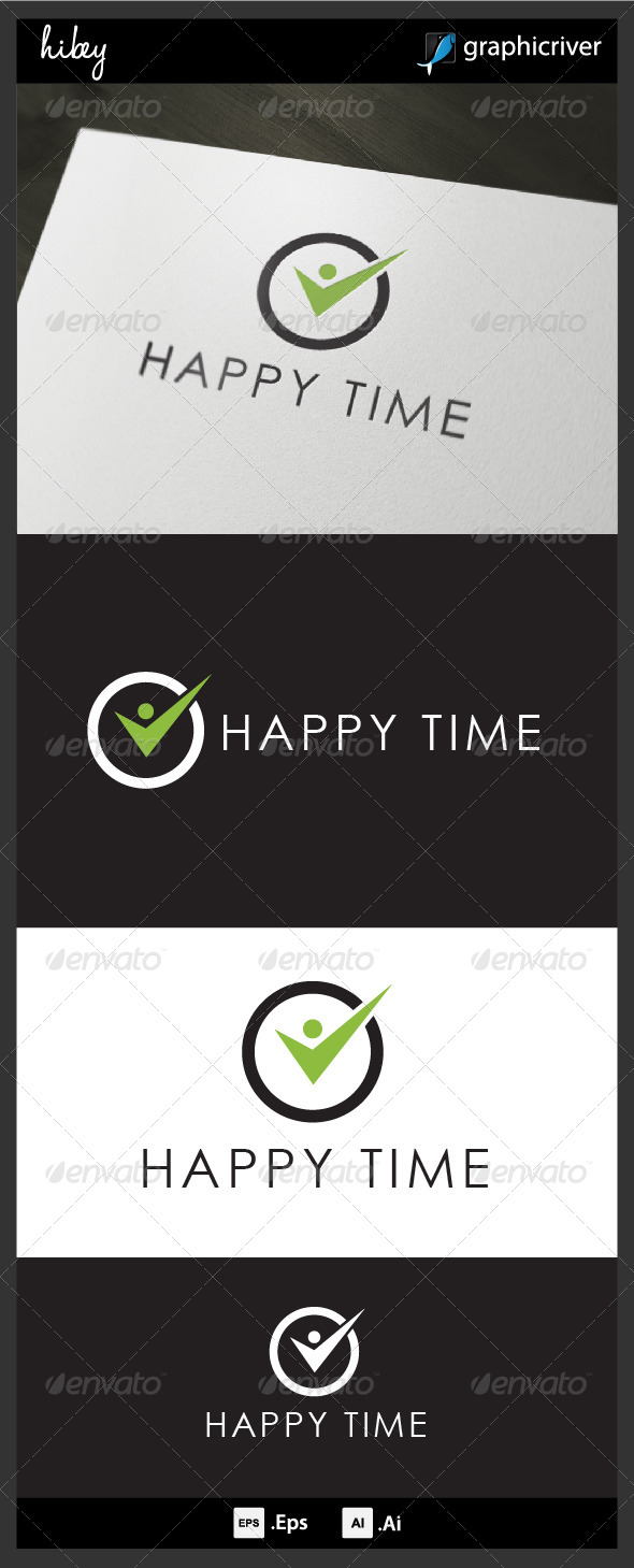 GraphicRiver Happy Time 7796080