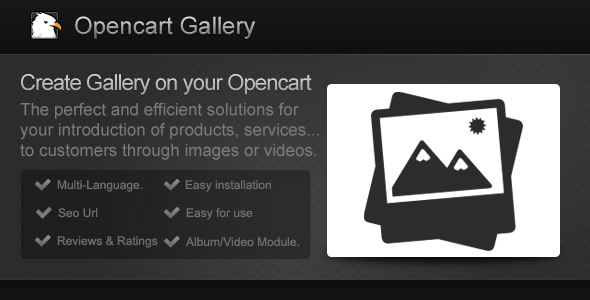 CodeCanyon Opencart Gallery 7798516