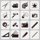 Designer Tools Black Icons - GraphicRiver Item for Sale