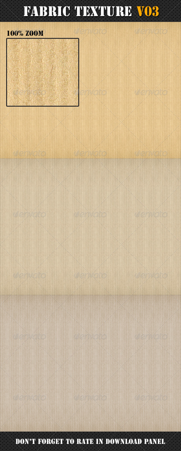GraphicRiver Fabric Texture V03 7803779