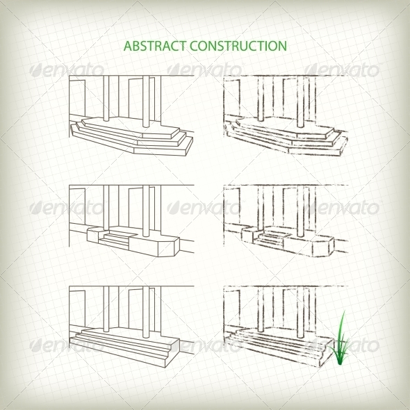 GraphicRiver Scribble and Sketch Stoops 7803984