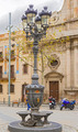 Street Lamp in Barcelona, Spain - PhotoDune Item for Sale