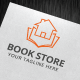 Book Store Logo Template - GraphicRiver Item for Sale