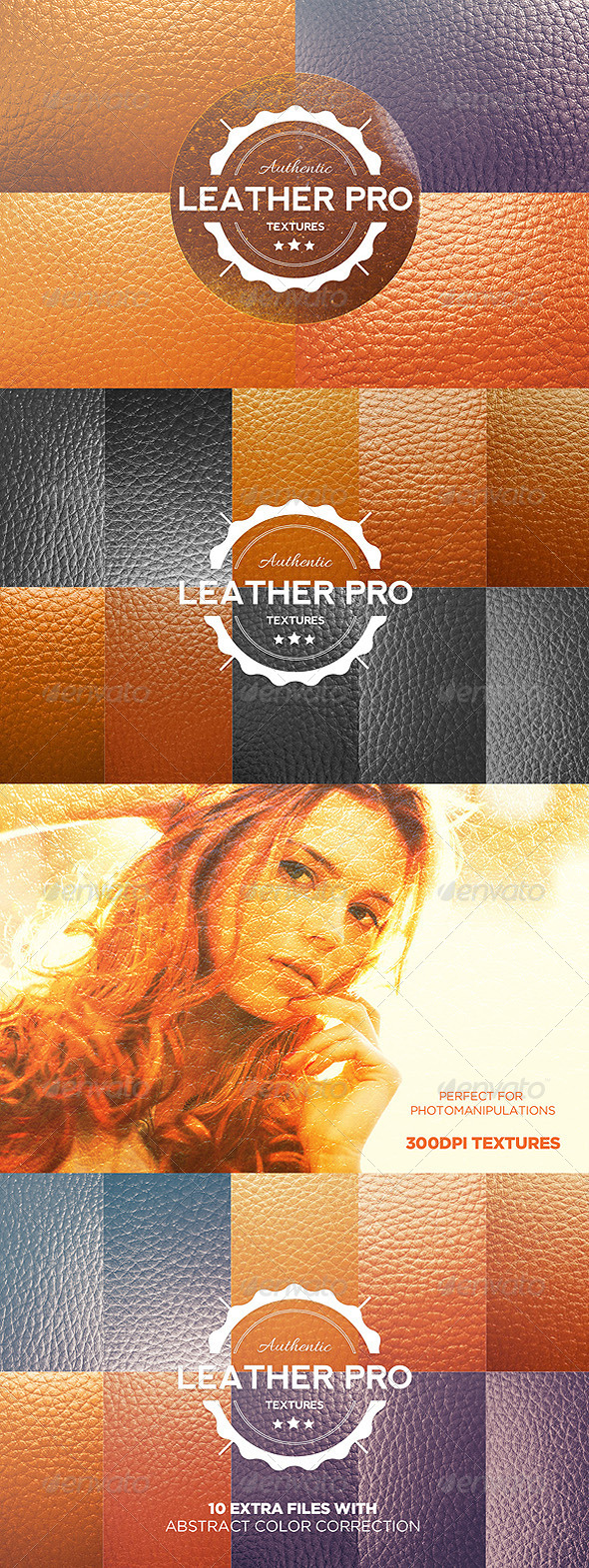 GraphicRiver 20 Leather Pro Textures 7805306