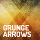 Grunge Arrows Backgrounds-Graphicriver中文最全的素材分享平台
