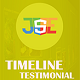JSE Responsive Timeline Testimonial for Joomla - CodeCanyon Item for Sale
